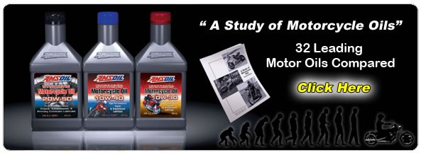 See how Amsoil compares in an Independent study of Motorcycle Oils