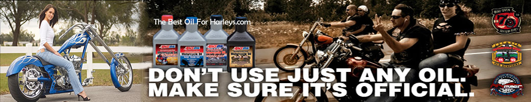 The Best Oil for Harleys